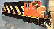 Atlas 10002730 HO GP40-2(W) DCC/Sound - Master Gold - Canadian National #9670
