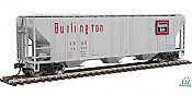 WalthersMainline 54 Covered Hopper Burlington #85642