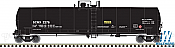 Atlas Model Railroad 20005589 HO 23,500 Gallon Tank Car Shell SCMX No.2291