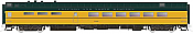 Rapido Trains 124019 HO Scale Pullman-Standard Lightweight Diner-Lounge Chicago & North Western #7800 Pre Order