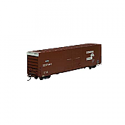 Athearn 90523 HO - RTR FMC 60Ft DD/SS Hi-Cube Box - Conrail/NYC #221774