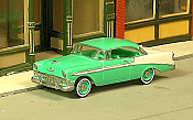 Sylvan Scale Models 300 HO Scale - 1956 Bel Air Sport Coupe - Unpainted and Resin Cast Kit