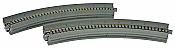 Kato Unitrack 20-505 - N Scale Single-Track Curved Viaduct - R249-45 (R 9-13/16in-45)(2/pk)
