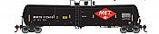 Athearn 29874 HO Scale - RTR 30,000 Gallon Ethanol Tank Car - MWTX #112618