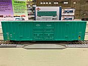 Athearn 75137 HO Scale - RTR 60Ft Gunderson DD Hi-Cube Box - SRY #6048