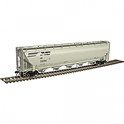 Atlas 20005198 HO - Trinity 5660 Covered Hopper - Norfolk Southern #292295