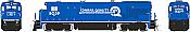 Rapido 18566 - HO B36-7 - DCC & Sound - Conrail Quality #5056