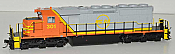 Bowser 24571 HO GMD SD40-2 DCC Readu - Wellsboro and Corning Railroad #301 6-24571