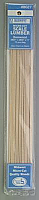Midwest Products 8027 - Micro-Cut Scale Lumber - Basswood (15/pkg)