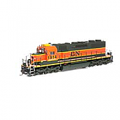 Athearn  71581 - HO RTR SD39 - DCC/Sound - BNSF/GN #1914