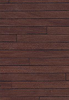 Plastruct 91856 Reddish Brown Hardwood Floor Paper (2pcs pkg)