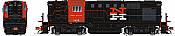 Rapido 31516 HO Alco RS-11 New Haven (McGinnis) 1414 DCC & Sound - Taking Orders Now