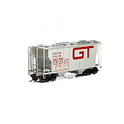 Athearn 63770 RTR HO - PS-2 2600 Covered Hopper - GTW #138045