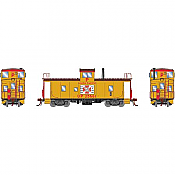 Athearn Genesis G78552 - HO CA-9 ICC Caboose w/Lights DCC Ready - Union Pacific #25661