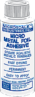 Microscale MI-8 - Micro Metal Foil Adhesive - 1 oz.