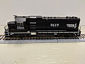 Athearn Genesis HO 6G5460  Illinois Central OLS  GP38-2 Phase I No.9619 DCC/Tsunami2 sound