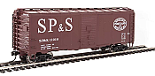 Walthers Mainline 1351 - HO AAR 1944 Boxcar - Spokane, Portland & Seattle #11180