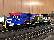 Athearn G65254 HO SD60E w/DCC & Sound, Norfolk Southern NS Honor Our Veterans #6920 - LED Lights
