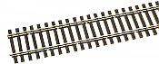 Peco Code 83 Rail Flex Track North American-Style Wood Grain Ties 24 pcs.