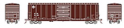 Athearn 15678 PS 5277 Box Car Santa Fe No.51377