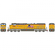 Athearn Roundhouse RND77716 HO AC4400CW - Union Pacific, Flag Repaint #7005 Pre-Order