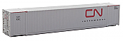 Walthers 8513 HO SceneMaster 53' Singamas Corrugated-Side Container - Ready to Run - Canadian National