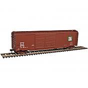Atlas 20004413 - HO 50ft Double Door Boxcar - Grand Trunk Western #596294