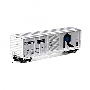 Athearn RTR 28725 - HO 50ft PS 5344 Boxcar - Route Rock #302244