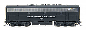 Intermountain Railway F7B New York Central DCC & Sound #3472