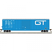 Atlas 20005639 HO - 50Ft Berwick Box Car - Grand Trunk Western #309328