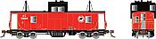 Rapido 110137 HO - Angus Van: Algoma Central #9607