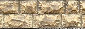 Chooch Enterprises Flexible Cut Stone Wall w/Self-Adhesive Backing Large Cut Stones