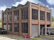 Walther's Cornerstone Rail Shops Car Shop Kit