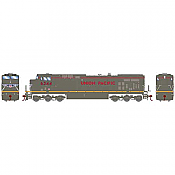 Athearn Roundhouse RND77717 HO AC4400CW - Union Pacific, Grey Ghost #6344 Pre-Order