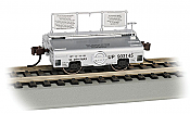 Bachmann 74404 HO  - Scale Test Weight Car - Ready to Run - Union Pacific 903145 (silver)