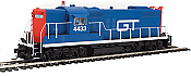 Walthers Proto 40876 HO ESU LokSound Select DCC & Sound - EMD GP9 Locomotive Grand Trunk Western GT #4433