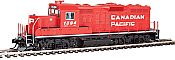 Walthers Mainline HO 20405 - EMD GP9 Ph 2 - DCC/Sound - Canadian Pacific #1627