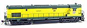 Bowser 24734 - HO ALCo Century C-628 - ESU LoksSound - Zito Yellow Cab - Chicago and North Western #6728
