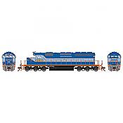 Athearn RTR 72116 HO Scale - SD40-2 - w/DCC & Sound - Ferromex/Ex-NDM #3138