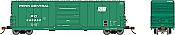 Rapido 139003-F HO Scale - Evans X72 Box car: Penn Central w/ Small Logo - Single Car #269899