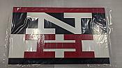 Stoddarts Ltd. NH - 3D Railroad Wall Artwork - New Haven Logo