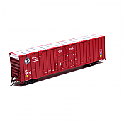 Athearn 75036 HO RTR 60 FT Gunderson Double Door Hi-Cube Box, Canadian Pacific Railway CPR #218307