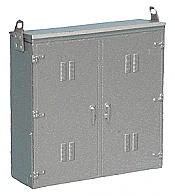 BLMA Models 4310 Modern Electrical Box - Assembled - Small