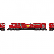 Athearn Genesis HO Scale SD90MAC-H Phase 2 DCC and Sound Canadian Pacific #9303-Pre Order
