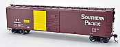 Bowser HO 50Ft 4 Door Boxcar Southern Pacific No.220415