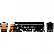 Athearn Genesis G19543 HO Scale - F3A EMD F-Unit Diesel - DCC & Sound - Southern Pacific/ Freight #6152