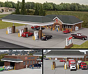 Walthers Modern Travel Center