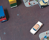 Walthers 3156 HO Cornerstone Street System Expander - Brick Street System