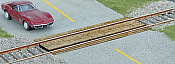 Walthers 4158 HO Scale Wood Grade Crossing