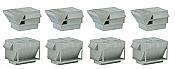 Walthers 4077 HO Cornerstone - HVAC Units